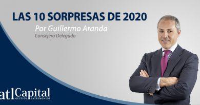 Las 10 sorpresas de 2020